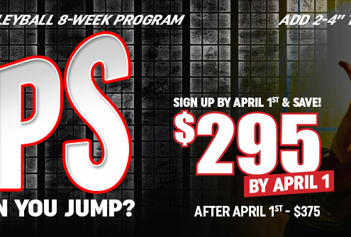 HOPS Basketball and Volleyball Training Program